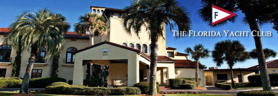 The Florida Yacht Club will host the 2018 Orange Peel Regatta